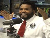 Dr Umar Johnson Joins The Breakfast Club & Repeats Tommy Sotomayor Word For Word On Blacks Voting Democrat! (Live Broadcast)