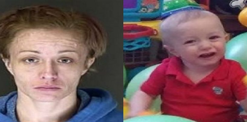 Mom High On Meth Gets 24 Years In Prison After Toddler Shot Himself In The Mouth Thinking Her Pistol Was A Water Gun! (Video)