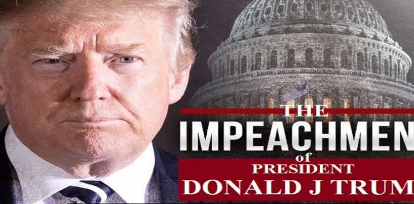 President Trump Impeached for Abuse of Power & Obstruction of Congress! What Does This Mean For US? (Live Broadcast)