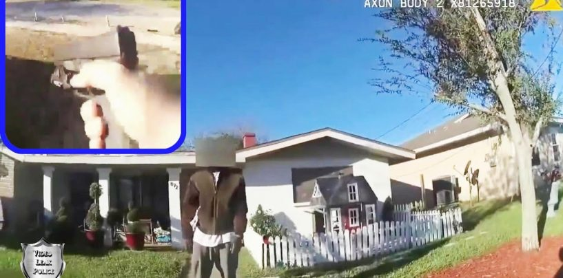2 Niggaz Dead, One At The Hands Of The Other, The Other At The Hands Of White Cops After An Argument In Daytona Beach! (Video)