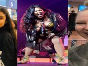 Australian Singer Sia Shows Lizzo How To Be Classy, Helpful & Positive Without Being Loud, Intrusive & Naked! (Video)