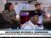 3 Women Give Salacious X-Rated Details Of Decades Old Alleged Rape At The Hands Of Russell Simmons! (Live Broadcast)