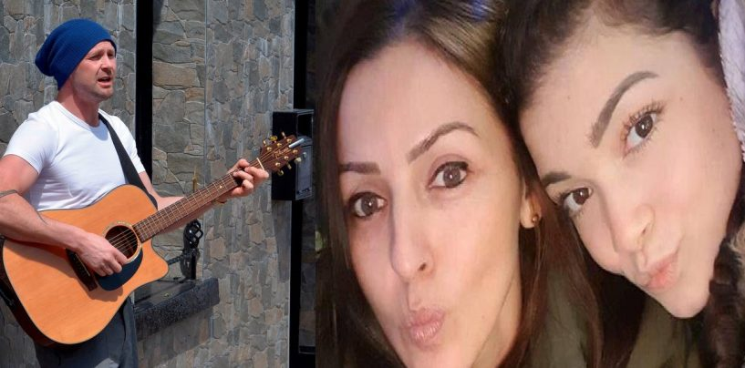 Boyfriend Murders Girlfriend Then Rapes & Strangles Her 15 Year Old Daughter Before Hanging Himself Over A Break Up! (Video)
