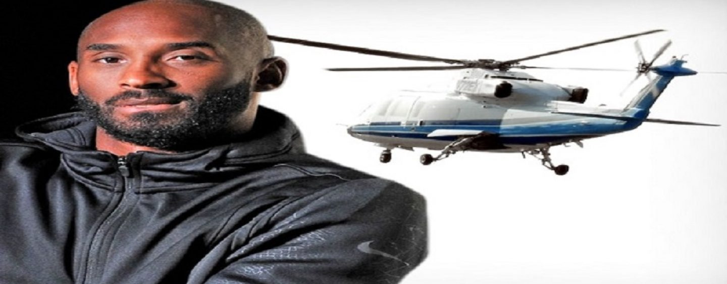 'Herb T' Military Pilot On What Could Have Made KOBE BRYANT's Helicopter Crash & Crucial Info On The Vehicle! (Video)