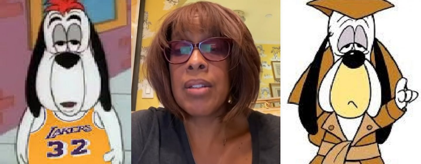 Gayle King Now Tries To Claim That CBS Edited Her Kobe Bryant Questions & Shes Pissed About It! (Live Broadcast)