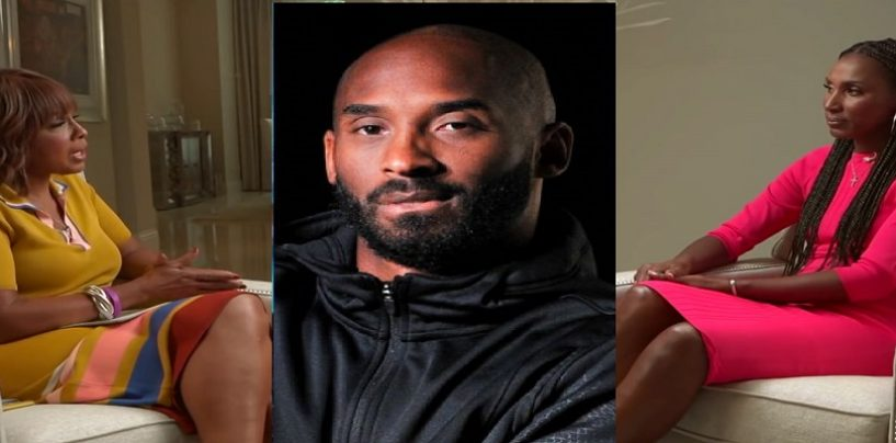 Gayle King Uses Lisa Leslie To Smear Kobe Bryant's Death By Bringing Up Rape Allegations! Time To Cancel Her & Oprah! (Live Broadcast)