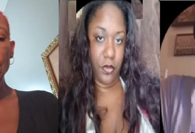 These Beat Faced Old Hoes Had A Panel On How Tommy Sotomayor Is Wrong!  Going For 2gs Live! (Live Broadcast)