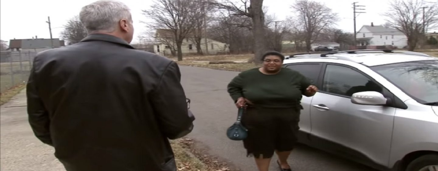 3,000lb Overweight & Overpaid Black Female Judge Makes 138K A Year & Has Never Worked ONE DAY! (Video)