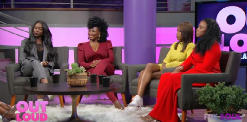 Dark Skin Chicks Express How Jealous They Are of Lighter Skin Chicks Publicly With No Shame! (Video)