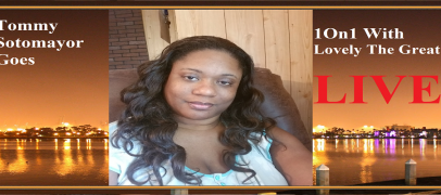 Tommy Sotomayor Goes 1On1 With Lovely The Great About How Horrible He Speaks About Black Women! (Live Broadcast)