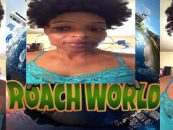 Watching The Roach Queen Live As She Explains How Single Moms & Black Women Are Neglected By Society! (Live Broadcast)