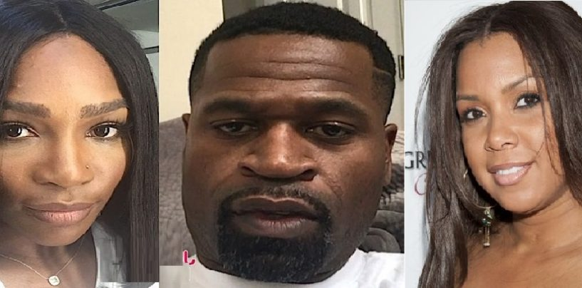 Former NBA Player Stephen Jackson Says The Worst Thing A Rich Black Man Can Do Is Get A Black Woman Pregnant! (Live Broadcast)