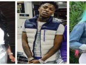 Floyd Mayweather's Daughter 'Ya Ya' Arrested After Trying To Stab The Pregnant Girlfriend Of Rapper NBA YoungBoy In A Jealous Rage! (Video)