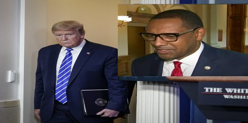 Democratic Lawmaker Vernon Jones Intimidated Into Resigning By DEMS For Endorsing Trump For Re-Election! (Live Broadcast)