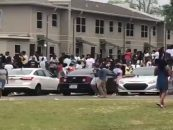 Black Florida Residents Throw Huge Block Party For Easter And Force POLICE To Show Up On Scene! (Video)