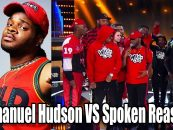 Emmanuel Goes On Wildin Out To Embarrass Spoken Reasons With Nick Cannons Help! (Video)