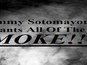 Tommy Sotomayor Wants 'ALL OF THE SMOKE'!!! Click The Link Below To Go 1On1 With The King! (Live Broadcast)