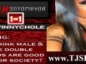 Decoding: IG Reyvinnychole, Do You Think Male & Female Double Standards Are Good Or Bad For Society? (Live Broadcast)