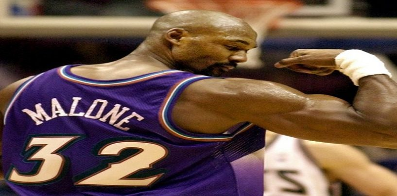 How Is It That NBA HOFer Karl Malone Escaped Being Criticized For Getting A 12 Year Old Pregnant? (Video)