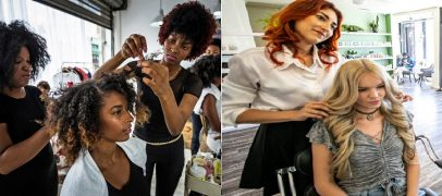 Is This Racist? 2 Hair Dressers Worked During Pandemic, One Praised For It The Other Condemned Publicly! (Video)