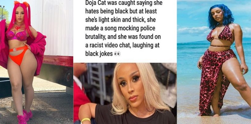 Singer Doja Cat Is Right, No One In Their Right Mind Wants To Be A Black Woman, Not Even Black Women, Here's Why! (Live Broadcast)