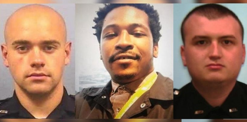 Atlanta Cops Charged With Felony Murder & Several Other Charges In Shooting Of Rayshard Brooks? SMH