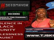 1On1 w/ Hazel & Jerhonda, Bella Noche Ladies On Violence In The Black Community & Fatherlessness! (Live Interview)