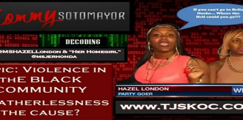 1On1 w/ Hazel & Jerhonda, Bella Noche Ladies On Violence In The Black Community & Fatherlessness! (Live Interview)
