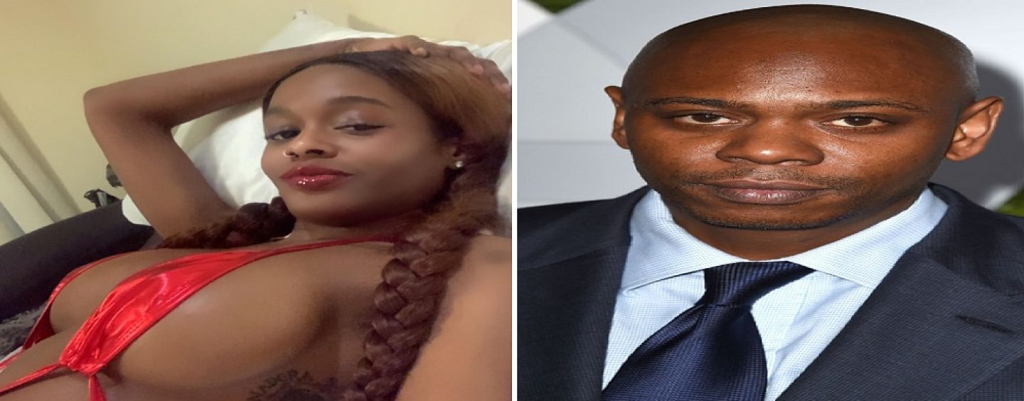 Rapper Azealia Banks Claims She Had An Affair With Comedian Dave Chappelle & Threatens To Ruin His Marriage If He Doesn't Help Her! (Video)