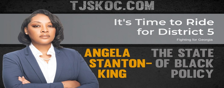 Angela Stanton-King In Studio w/ Tommy Sotomayor Discussing Her Bid 4 Congress, Trump Black Conservatism & More! (Live Broadcast)