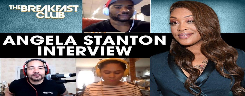Tommy Sotomayor Breaks Down The Breakfast Club Interview w/ Black Trump Supporter Angela Stanton! (Live Broadcast)