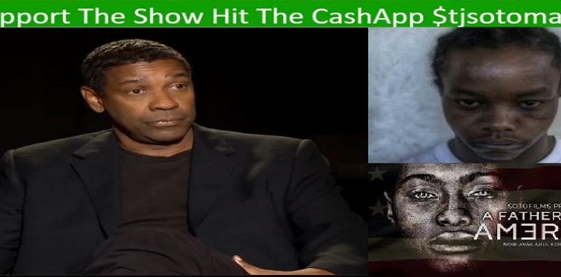 Legendary Actor Denzel Washington Says Lack of Fathers Is Why Black Commit So Much Crime! (Video)