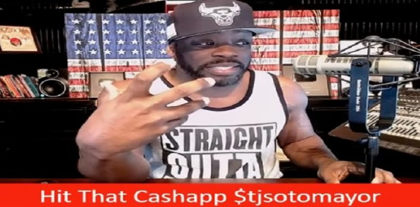 Tommy Sotomayor Explains What Happened When He Abused His Daughter & Apologizes! (Live Broadcast)