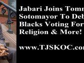 Tommy Sotomayor Debates Brother Jabari On Blacks Voting For Trump, Black Crime & Racism! (Video)