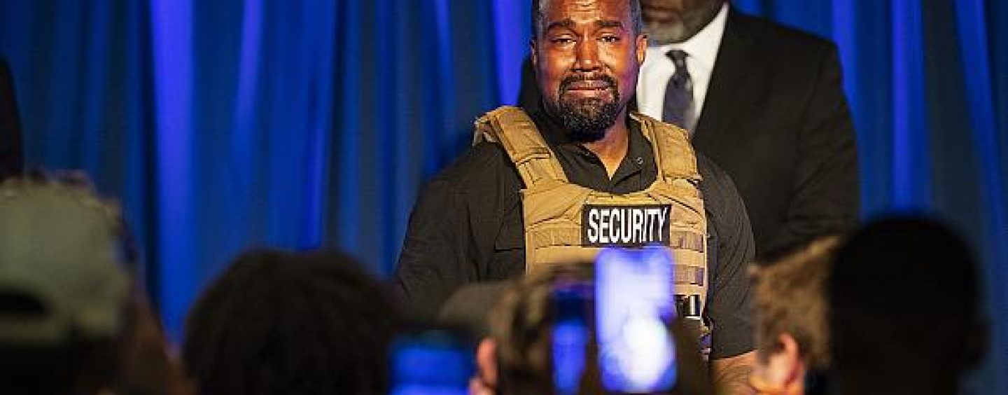 Kanye West Kicks Off His Presidential Campaign With Very Odd Rally In South Carolina! Lets Watch! (Live Broadcast)