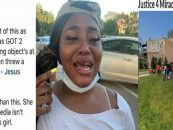 Black Woman Has Her Teeth Knocked Out By Police Then Gets Over 80k In Donations But Was She Really A Victim?
