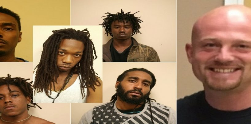 White, Former Snitch, Husband & Father Of 2 Murdered By 5 Gang Members When They Found Out! (Video)
