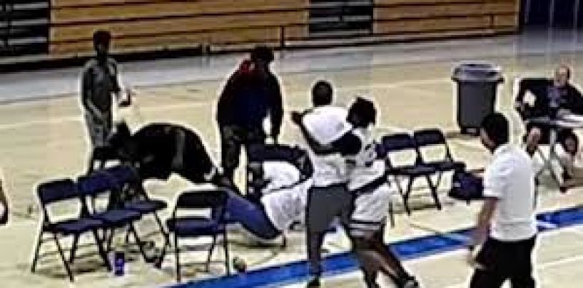 White Coach Punched In The Face By Black Family Is Being Called Racist For Fighting Back! (Video)