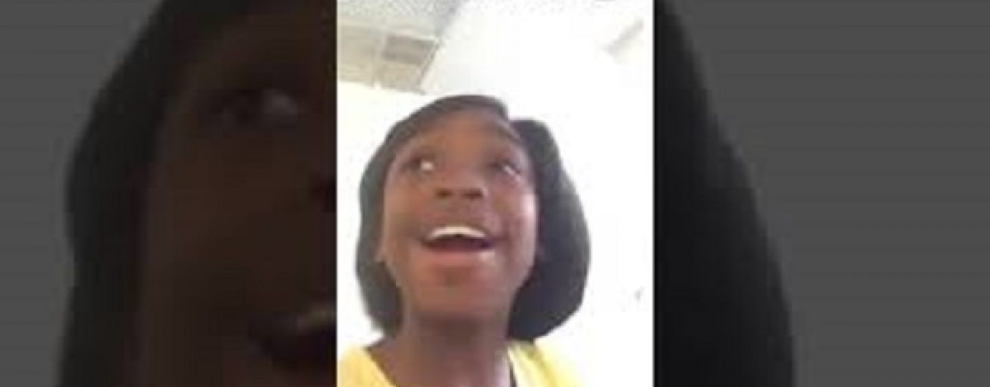 Black PreTeen Girl Goes Off On Her Mom Because Of The Dora The Explorer Hair Style! (Video)