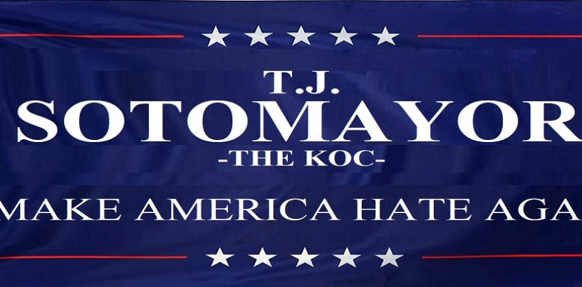 Tommy Sotomayor Says He Wants To Make America Hate Again And Here Is Why! (Live Broadcast)