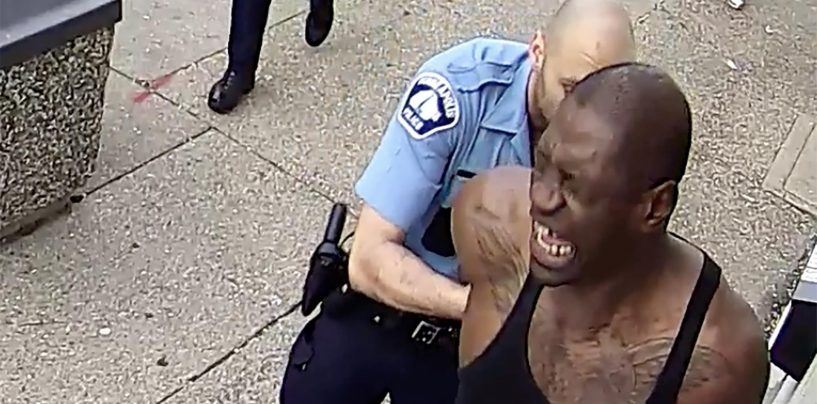 Entire George Floyd Arrest Video In HD, Including Store Clerks Description Of What Happened! (Live Broadcast)