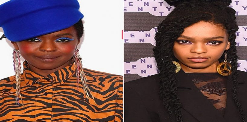 Woke, Pro Black Conscious, Self Absorbed Phony, Lauryn Hill Blames White Supremacy For Why She Abused Her Children! (Video)