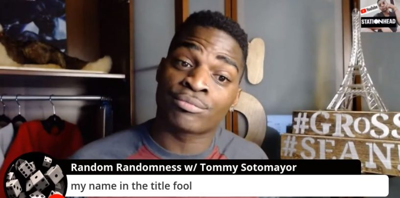 GayWestBrook Goes Going In On Tommy Sotomayor Spreading Gossip & Looking For Views! (Video)