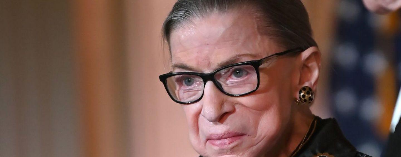 Judge Ruth Bader Ginsburg Dead At Age 87! (Video)