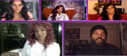 4 So Called BLACK QUEENS Try To Change ICE CUBES Mind About Working With President Trump! (Live Broadcast)