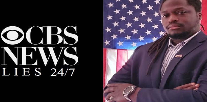 CBS News Calls Black Republican Candidate Billy Prempeh To Bring Him On To Embarrass Him LIVE! #CAUGHTONTAPE (Video)