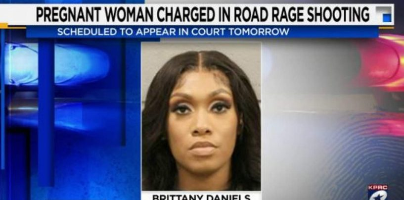 Pregnant Black Woman Shoots Woman & Child After Road Rage Incident! (Video)