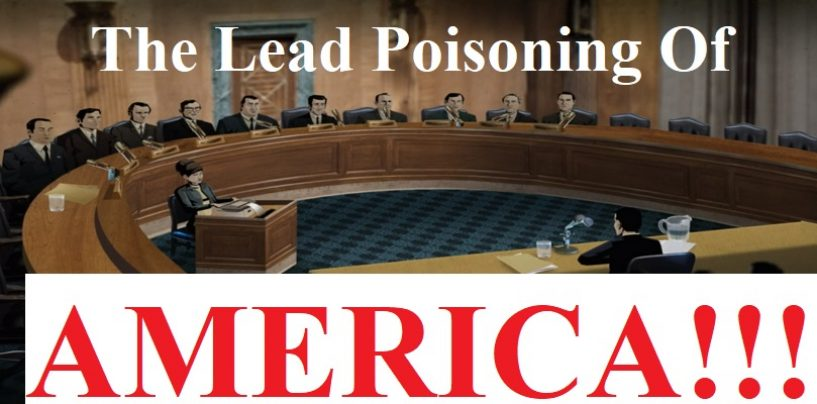 OF Movie Nite: The Lead Poisoning Of America! How Big Business & Gov't Conspired To Kill Its Citizens For Profit! (Live Broadcast)