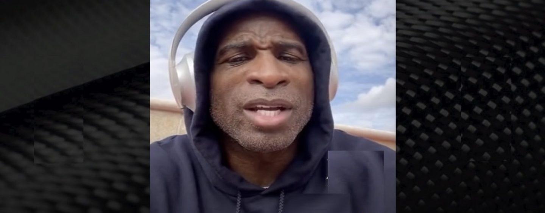 Hall Of Famer Deion Sanders Says Black Women Got MO3 & King Von & Many Other Black Men Killed! (Live Broadcast)