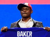 Robbery Charges Dropped Against Former NY Giants CB DeAndre Baker After Attorney Found To Be Extorting Him For Money! (Video)
